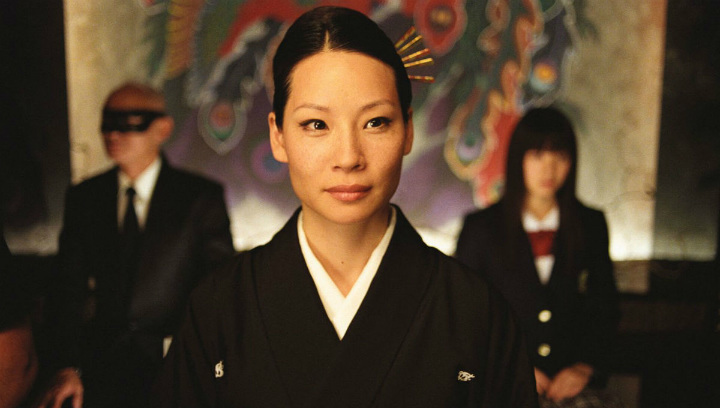 Lucy Liu, commercial
