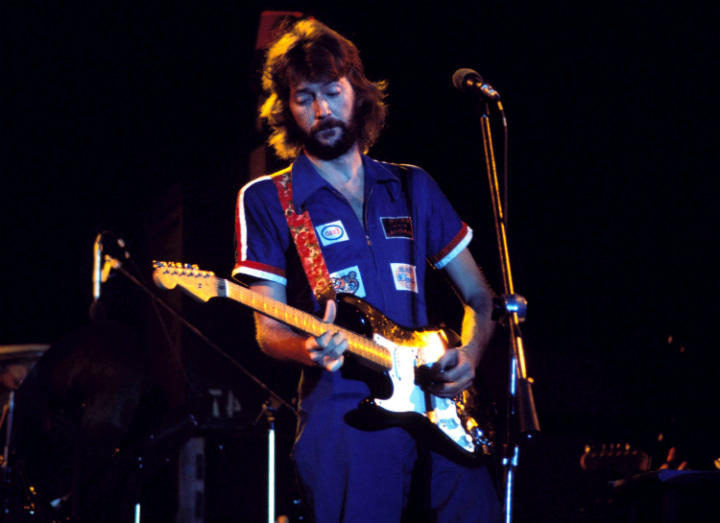 Eric Clapton greatest guitarists
