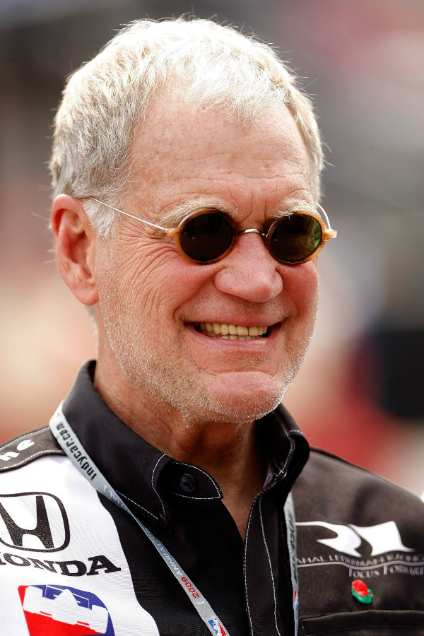 David Letterman Rahal Letterman Lanigan, IndyCar Racing Team