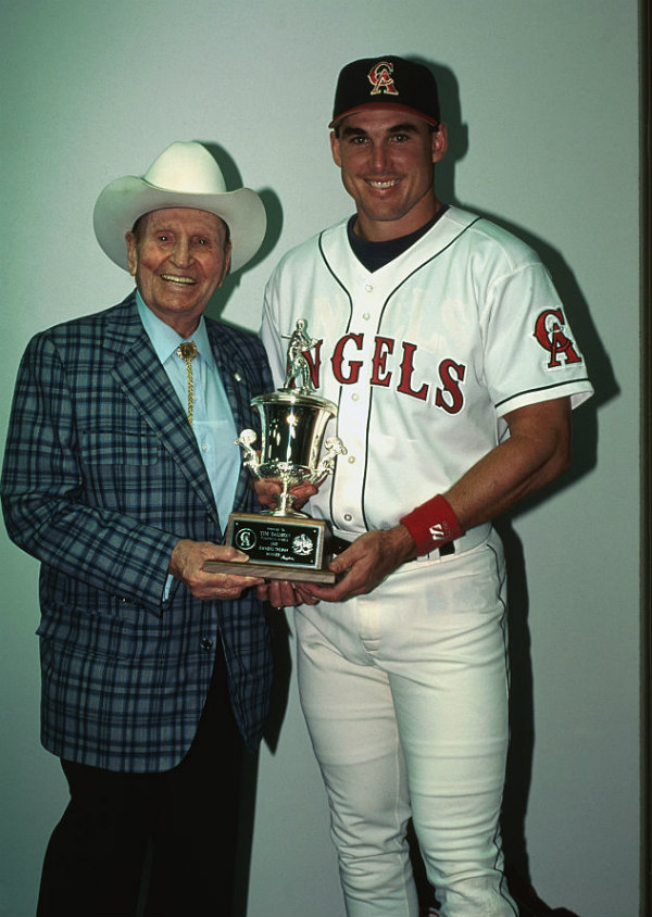 Gene Autry Los Angeles/California, Anaheim Angels, MLB