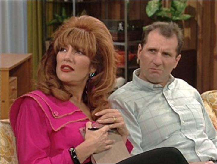 Married With Children al peggy