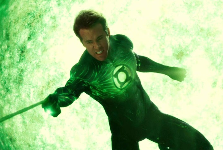 green lantern superhero