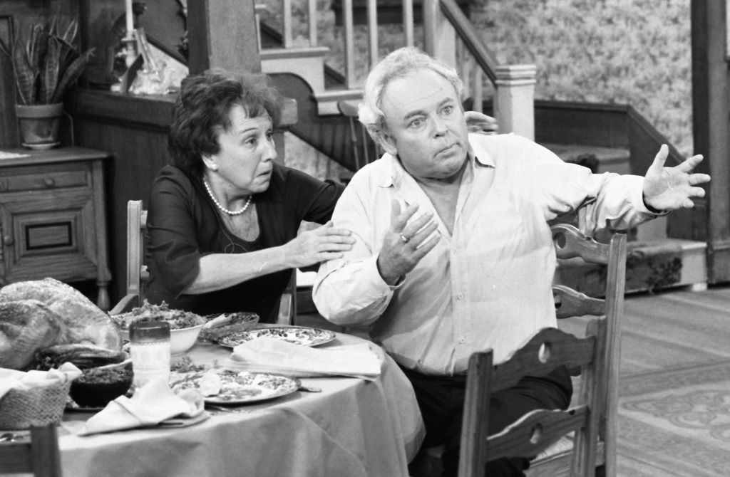 all in the family archie bunker