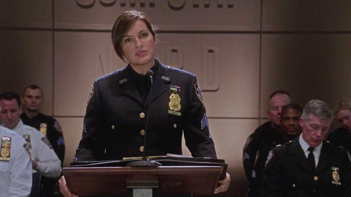 mariska hargitay law and order svu changed plotlines