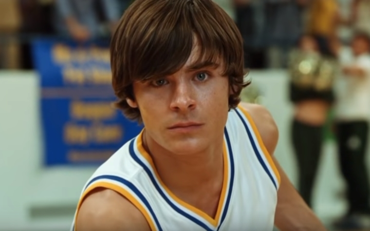 zac efron as Mike O'Donnell