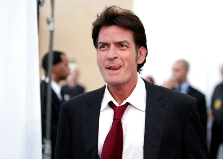 Charlie Sheen celebrity inventions