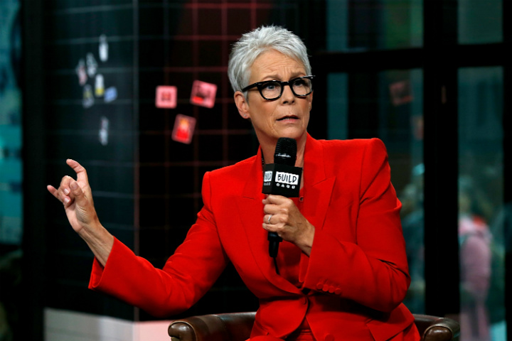 Jamie Lee Curtis celebrity inventions