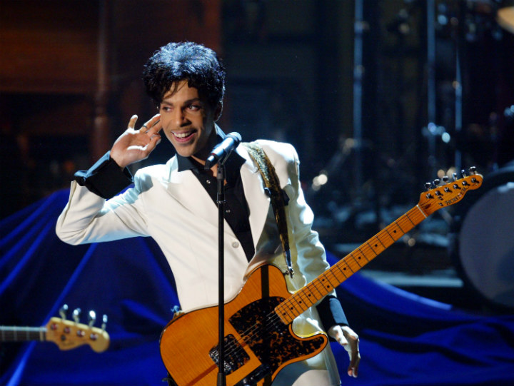 Prince celebrity inventions