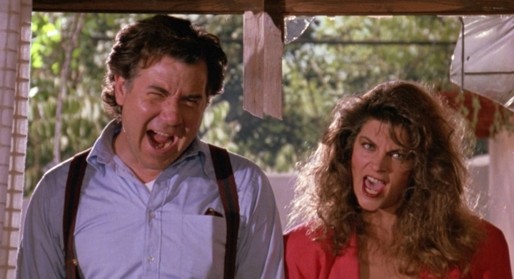 Kirstie Alley, John Larroquette lowest rated movies