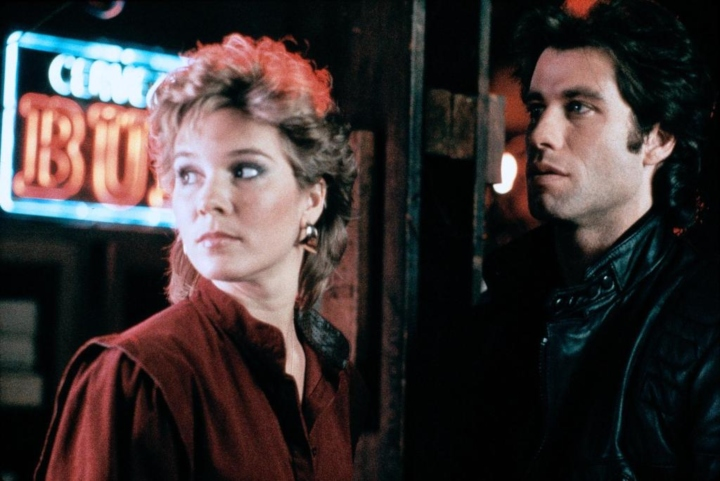John Travolta in Staying Alive lowest rated movies