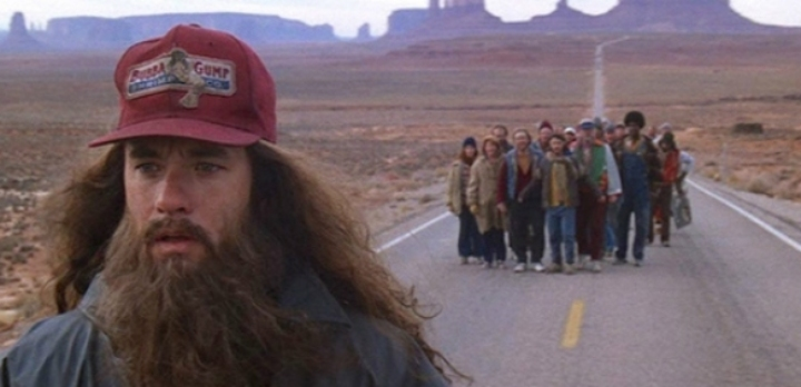 Forrest Gump, production mistakes