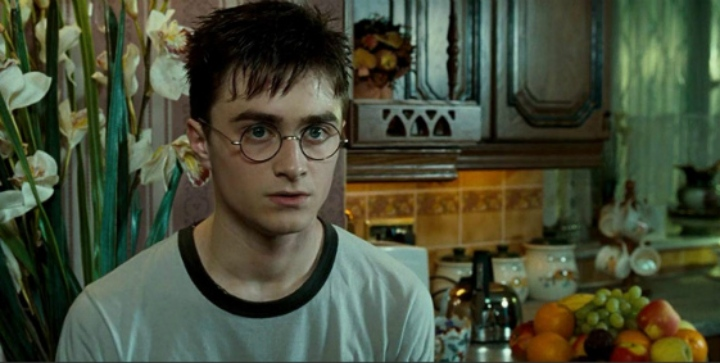Harry Potter and the Order of the Phoenix, movie mistakes