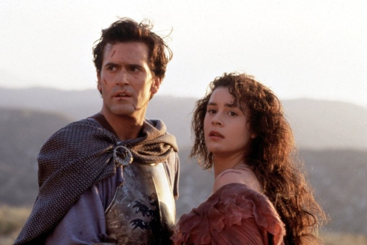 Army of Darkness, hilarious titles