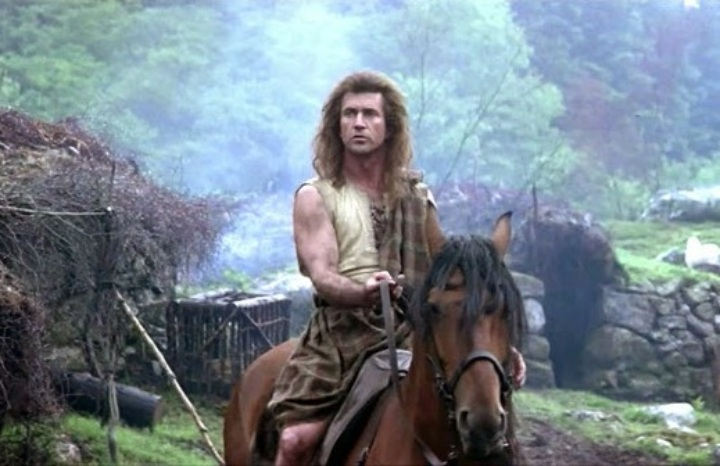 Braveheart, production mistakes