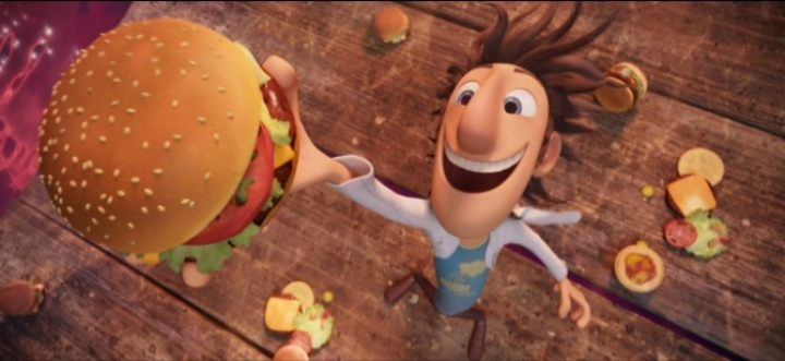 Cloudy with a Chance of Meatballs, hilarious title