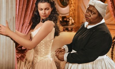 Gone with the Wind, movie mistakes