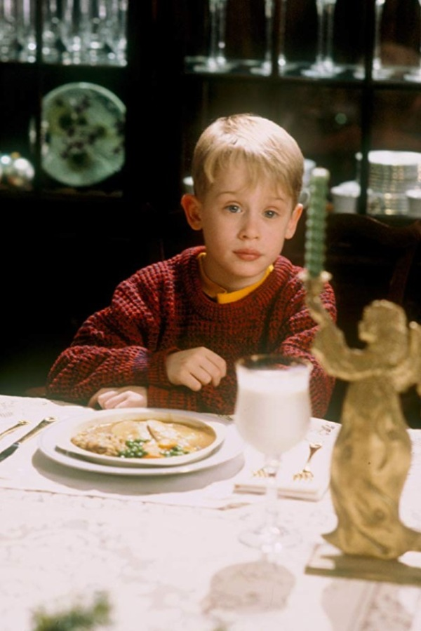 Home Alone, hilarious title