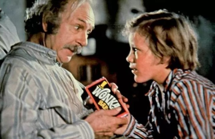 Willy Wonka and the Chocolate Factory, hilarious title