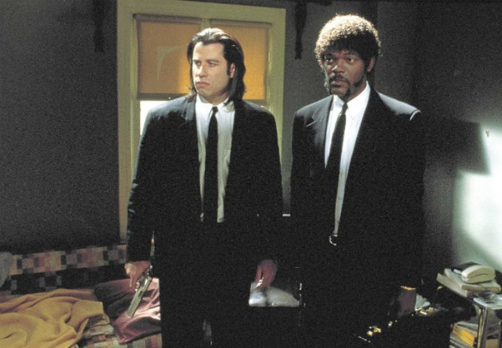 Pulp Fiction, production mistakes