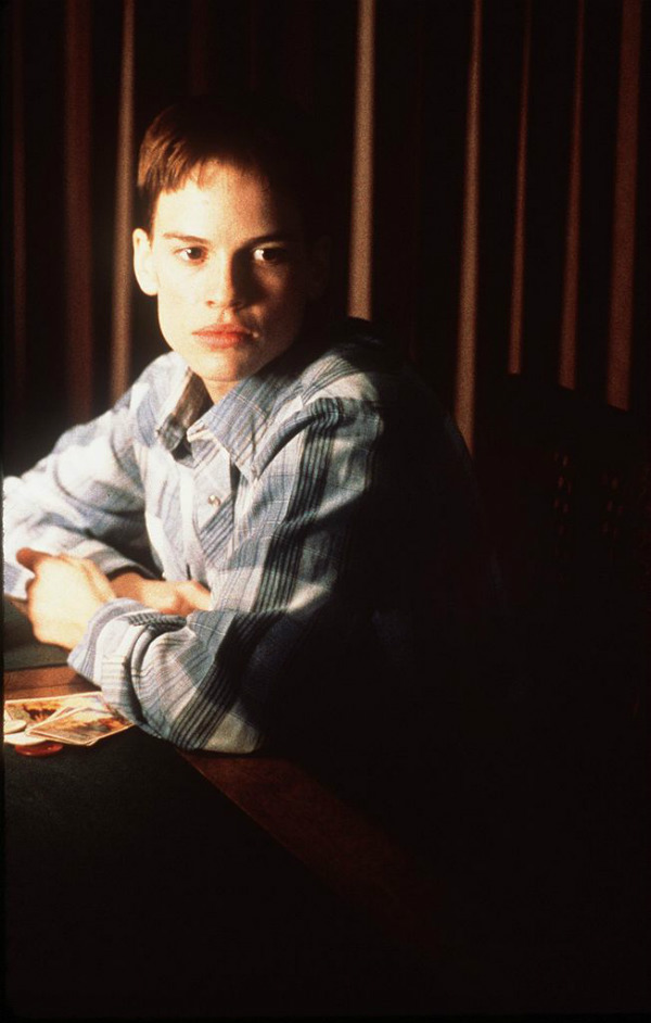 Hilary Swank Boys Don't Cry Underpaid actors