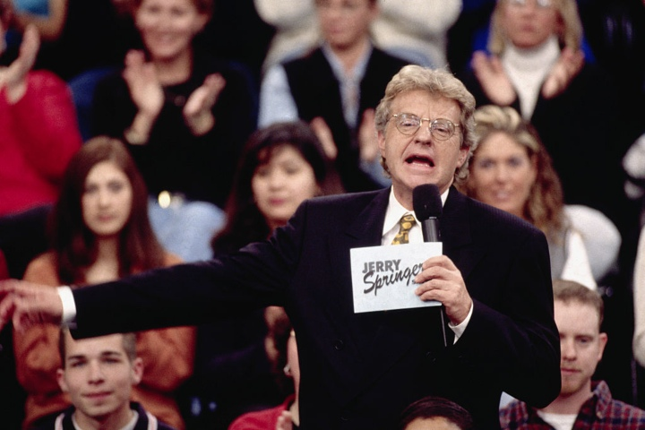 worst tv shows Jerry Springer show