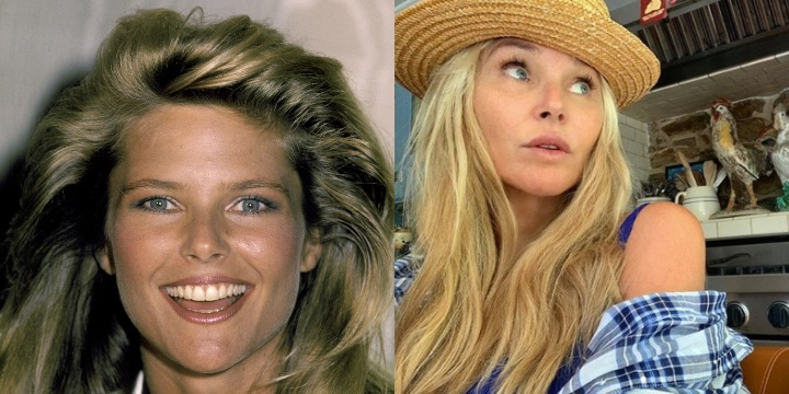 Christie Brinkley, celebrity women