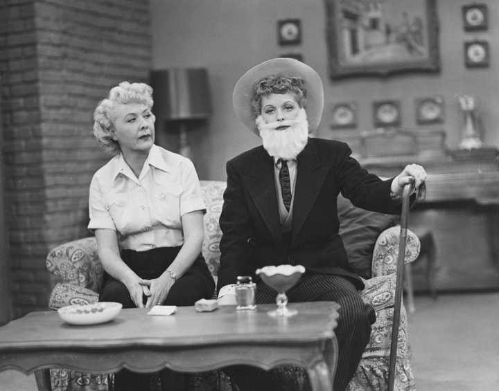 I Love Lucy, Lucille Ball