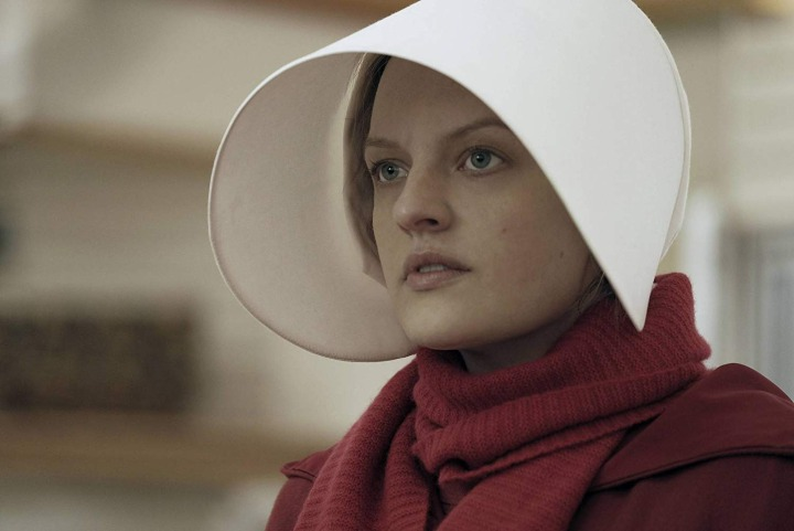 TV improve life Handmaid's Tale