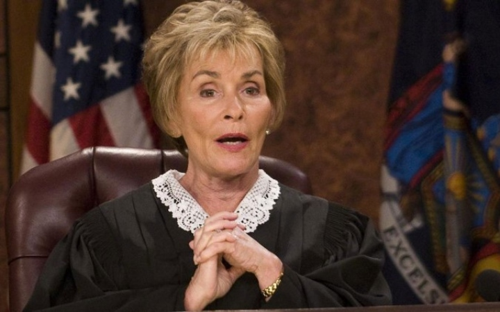 Judge Judy, reality tv