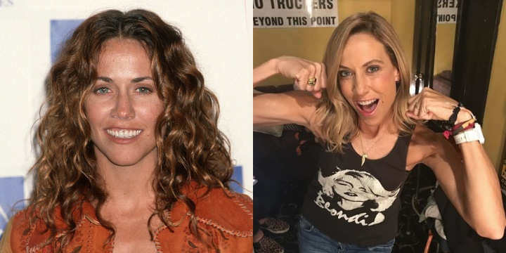Sheryl Crow, celebrity women