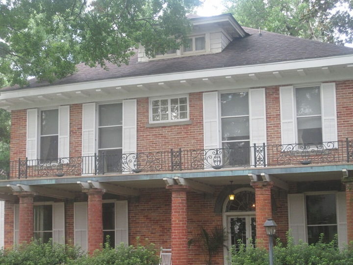 Famous Home - Steel Magnolias