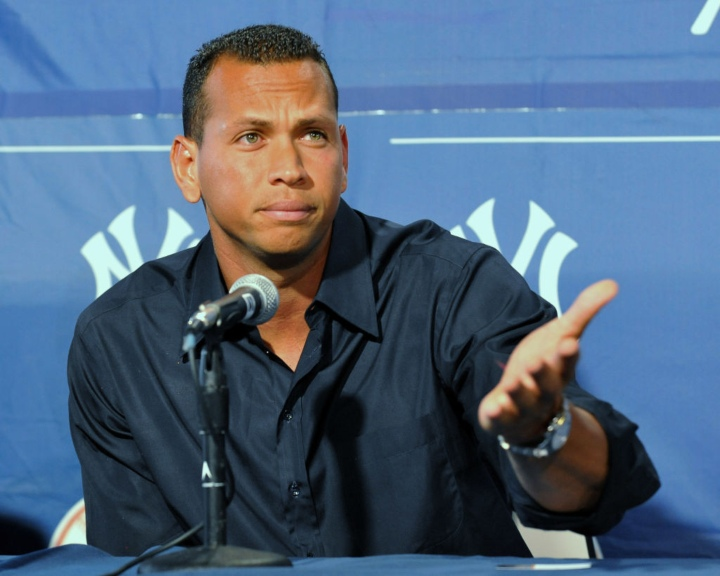 alex rodriguez bad role model