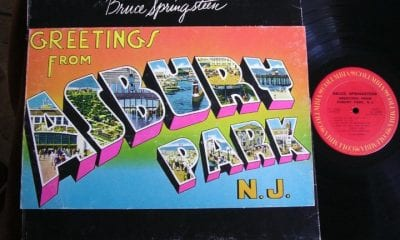 Bruce Springsteen - Greetings from Ashbury Park N.J., vinyl records