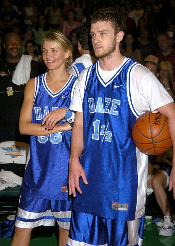 Cameron Diaz and Justin Timberlake