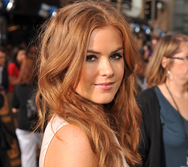 Most Successful Hollywood Redhead Actresses Strutting The