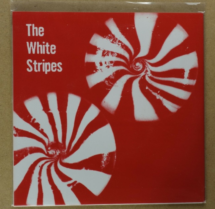 The White Stripes vinyl