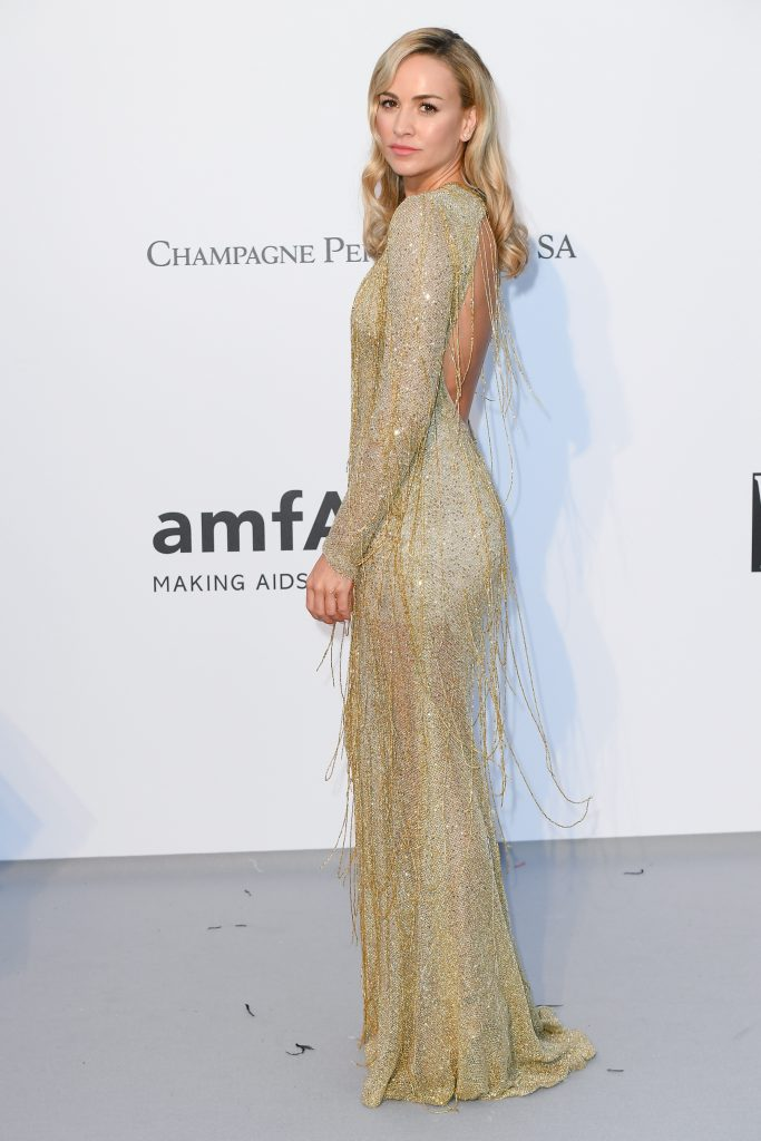 amfAR Cannes female athletes