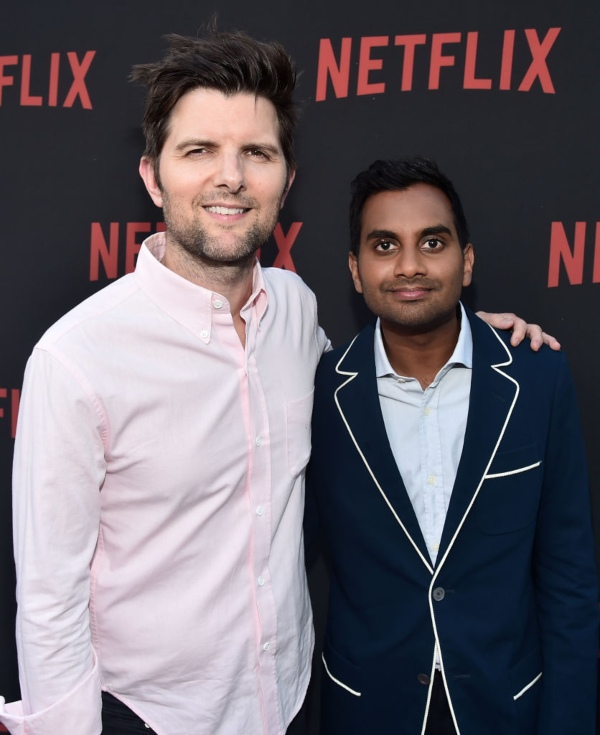 Aziz Ansari, shortest men