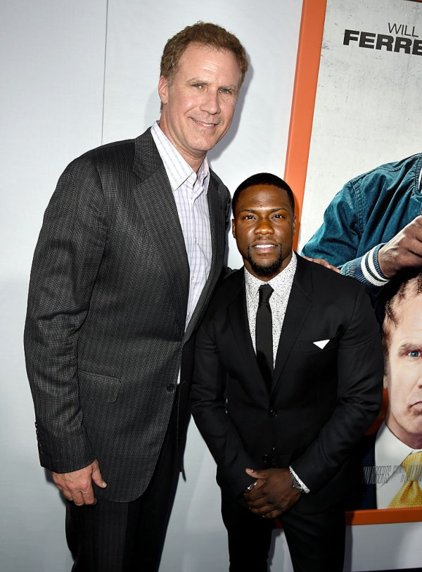 Kevin Hart, shortest men