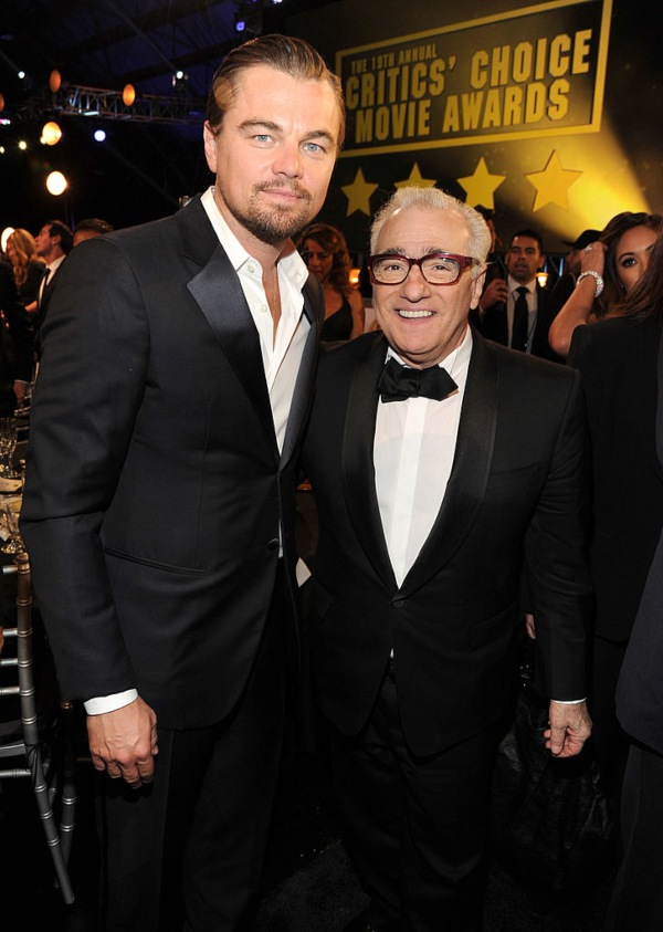 Martin Scorsese, shortest men