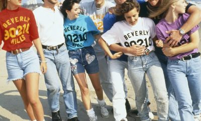 Beverly Hills 90210 behind the scenes