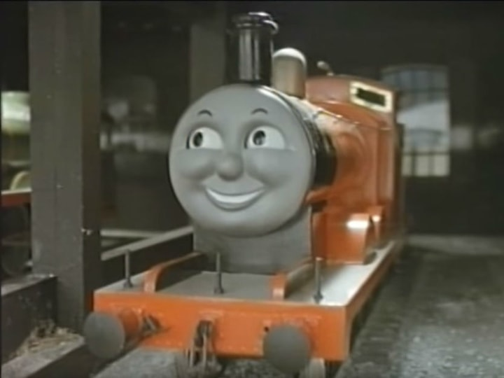 Thomas the Tank Engine, most valuable VHS