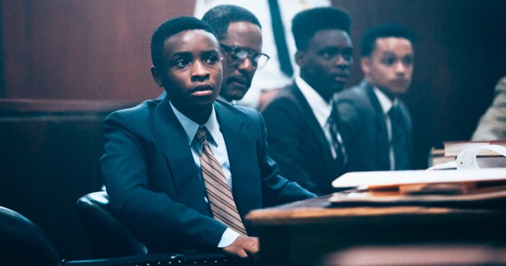When They See US highest rated netflix