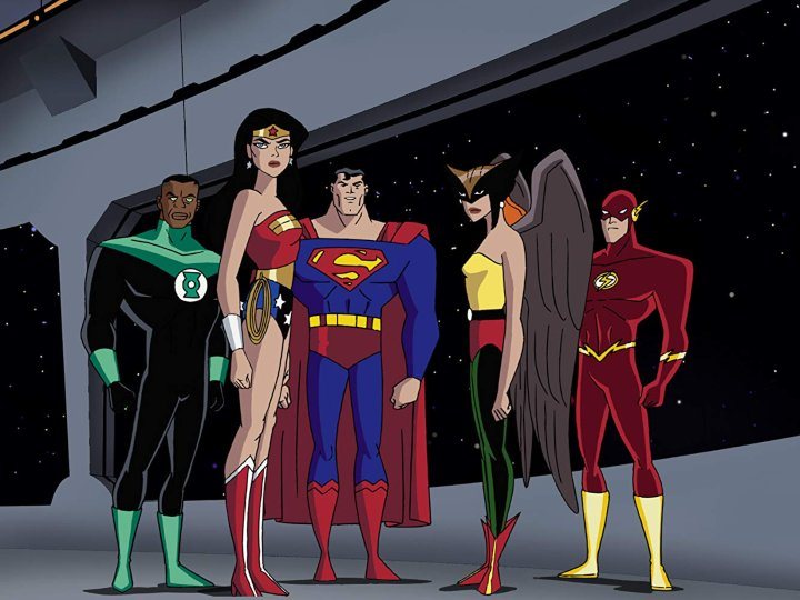 Justice League animated series