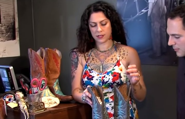 danielle colby