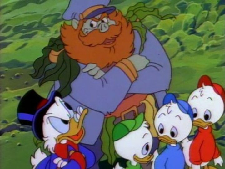 Duck Tales animated series