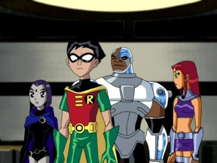 Teen Titans animated series