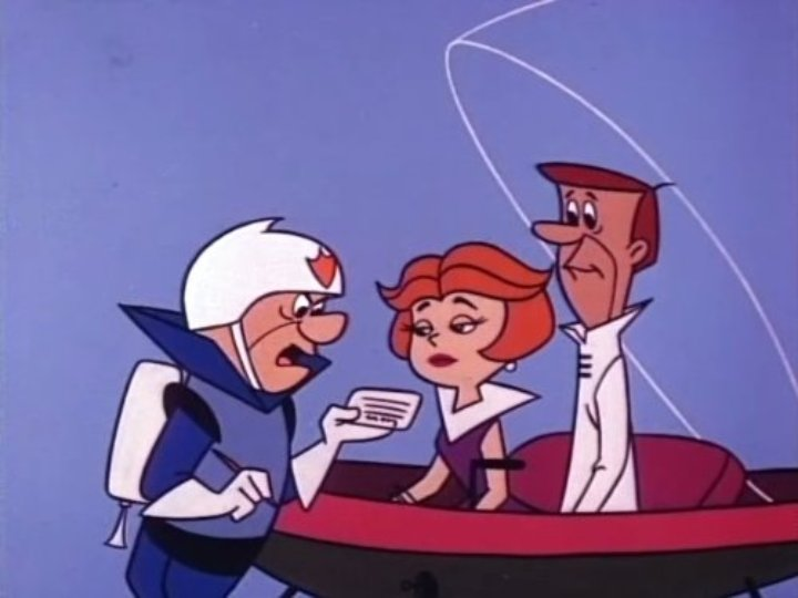 The Jetsons animated series