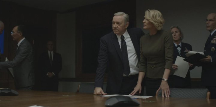 House of Cards highest rated netflix