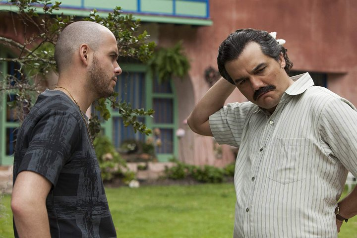 Narcos highest rated netflix